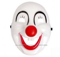 Маска Веселый клоун