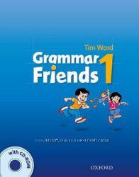 Grammar Friends 1 Student&acutes Book with CD-ROM  английская грамматика