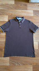 Фирменная мужская футболка поло tommy hilfiger