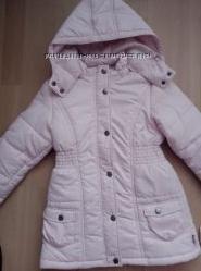 Пальто демисезонное для девочки Tup-tup производства Польши