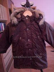 Куртка удлиненная для мальчика 98 р.