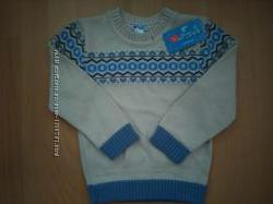 Свитер для мальчика Польша 98-116
