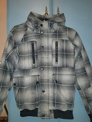 Демисезонная куртка-бомбер на подростка H&M