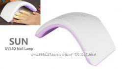 Лед лампа АкцияSun 21 18W UV LED для сушки ногтей геля и гель лака