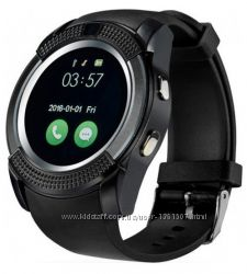 ОРИГИНАЛ Смарт-часы Watch V8 Smart Watch плюс USB LED фонарик в подарок