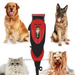 машинка для стрижки животных, машинка для котов и собак
