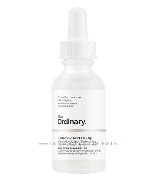 Сыворотка с гиалуроновой кислотой The Ordinary Hyaluronic Acid 2  B5