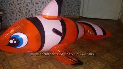 Надувная рыба-клоун Bestway для плавания Новая