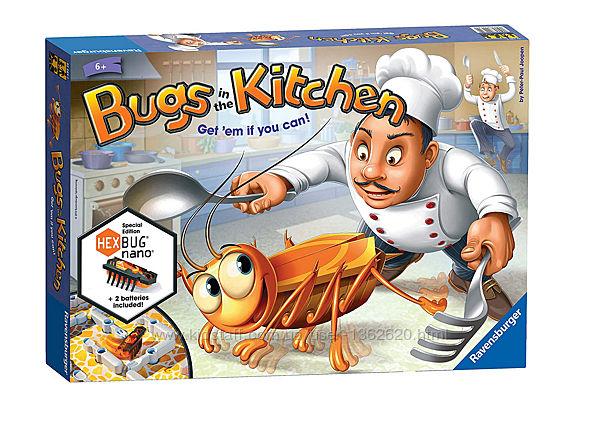 Настольная игра Кукарача или Таракан на кухне