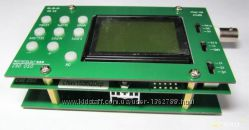 DiY kit своими руками DSO-062 1 МГц портативный цифровой осциллограф
