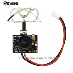 Миниатюрная FPV камера с видеопередатчиком