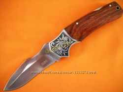Нож складной Boda 081 с чехлом