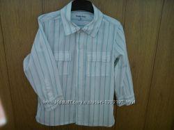 Рубашка PUMPKIN PATCH для маленького джентльмена 104 хлопок