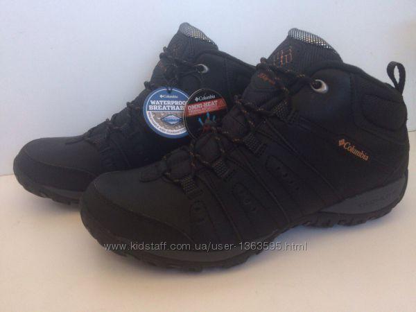 Зимние ботинки Columbia Peakfreak Nomad Chukka размер 40-50