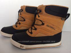 Ботинки подростковые Merrell размеры 38-39