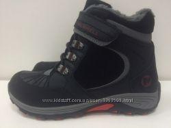 Детские зимние ботинки Merrell Moab размеры 30-36