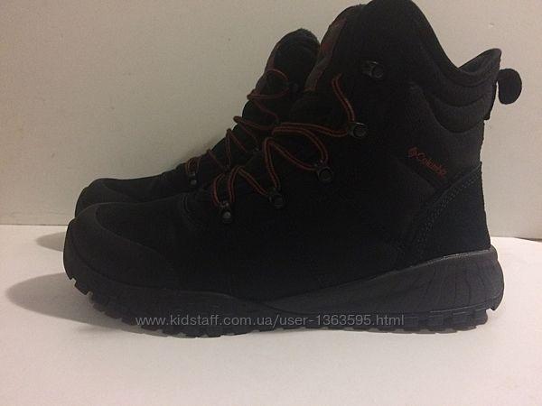 Ботинки утепленные мужские Columbiaa Fairbanks Omni-Heat