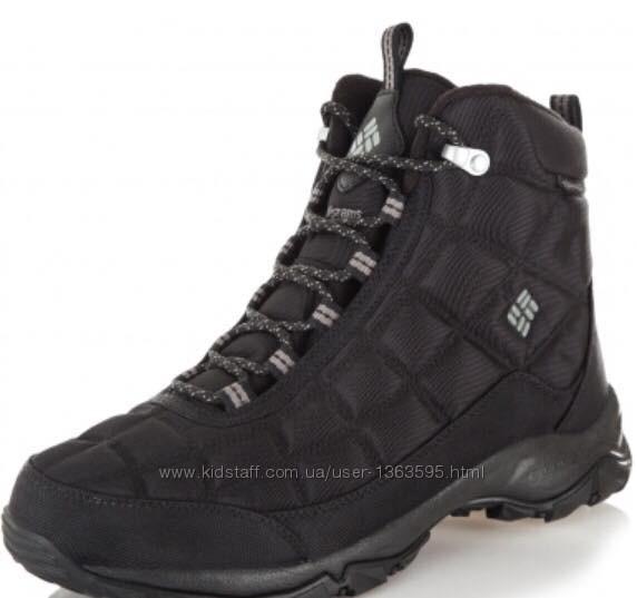 Мужские ботинки Columbia Firecamp