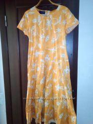 Платье 100 cotton