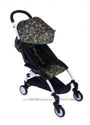 Прогулочная коляска baby yoya, вес 5. 8 кг.