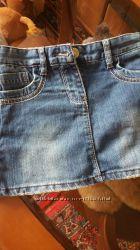 Продам новую юбку Artigli. для девочки 4 лет