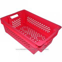 Пластикові ящики для харчових продуктів купити на сайті promtara com ua