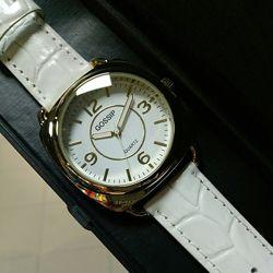 женские часы Gossip. японский механизм, кожанный ремешок