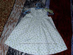 Платье летнее для девочки Бемби новое 92р.