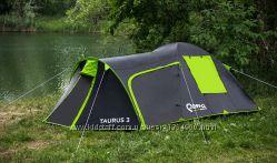 Палатка  туристична Таurus 3 нова, двошарова, проклеєні шви