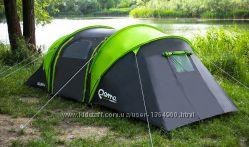 Палатка туристична Bojan 4 нова, двошарова, проклеєні шви