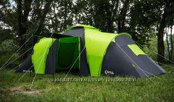 Палатка туристична Bojan 6 нова, двошарова, проклеєні шви