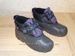 Термо ботиночки-полусапожки Rocky , 17 см. по стельке.