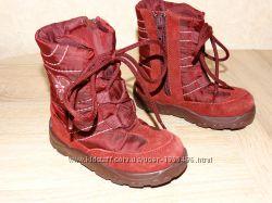 Ботинки Elefanten с мембраной tex , по стельке 13, 5 см.