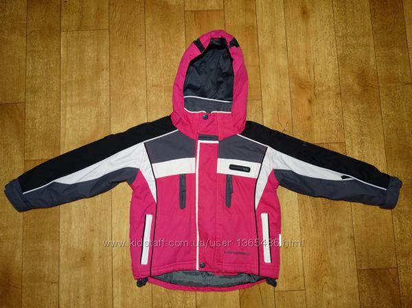 р. 98-104 Мембранная 3000 мм. термо куртка Trespass