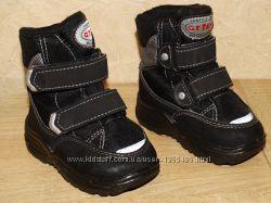р. 20 Термо ботинки Miki на мембране GT-Tex 13, 5 см. по стельке