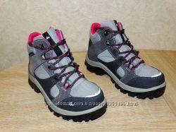 р. 30-31 Треккинговые ботинки Quechua , 19, 5 см. по стельке
