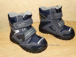 р. 21 Ботинки Superfit с мембранной Gore-tex , 13, 8 см . по стельке.