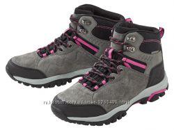Замшевые трекинговые ботинки на мембране, германия . размеры