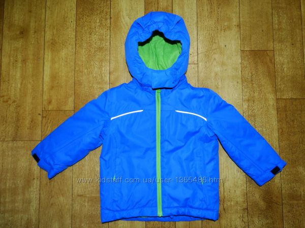 р. 8692 Зимняя термо курточка , Германия