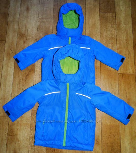 р. 86-92 Зимние термо куртки Германия , новые