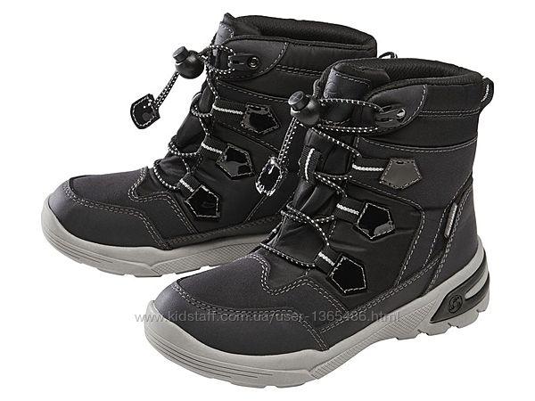 31-37 деми термо ботинки waterproof на мембране , германия