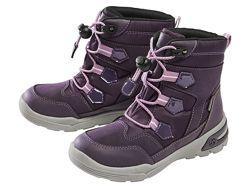 31-37 деми  евро зима термо ботинки waterproof на мембране , германия