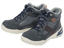 Деми, не промокаемые термо ботинки waterproof на мембране , германия