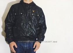 Мужская куртка Lyle Scott Лайл Скотт ХЛрр идеал оригинал черная