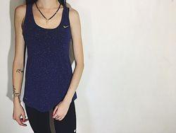 Женская майка Nike Найк Срр идеал оригинал фиолетовая