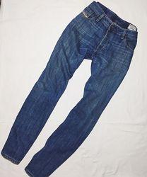 Мужские джинсы Diesel Дизель оригинал 33х32 голубые