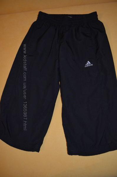 Классные бриджи Adidas 11-12 лет, дешево
