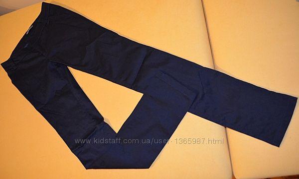 Синие брюки Terranova размер ХХS