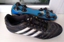 бутсы копочки шиповки Adidas  Оригинал, Вьетнам р. 46, стелька 29 см