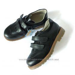 Туфли в школу, натур. кожа, р. 30-34